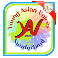 Young Asian Voices (YAV) Logo